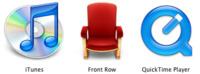 Triple actualización: iTunes 7.6.2, QuickTime 7.4.5 y Front Row 2.1.3