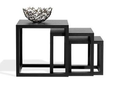 Mesas de café funcionales y modernas