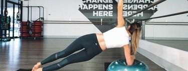 Bosu Ball: el único material que necesitaremos para ejercitar todo nuestro cuerpo (con ejercicios para iniciarnos)