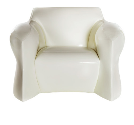 sofa plastico