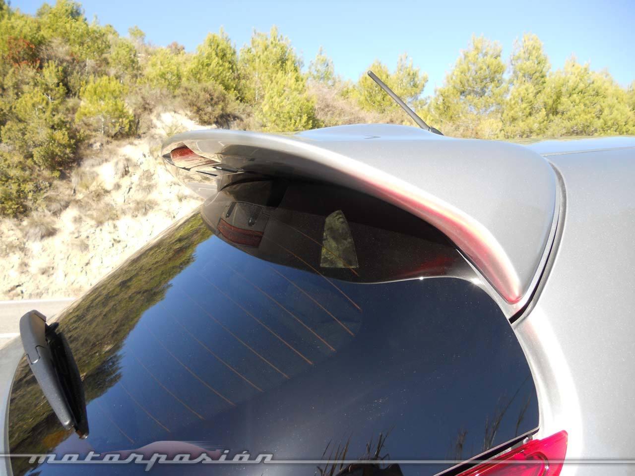 Foto de Nissan Juke Nismo (presentación propias) (17/45)