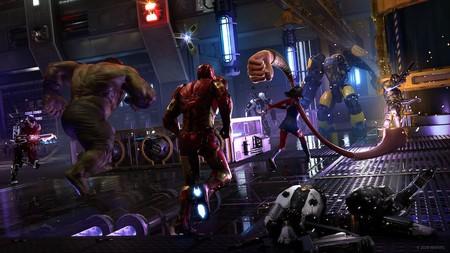 Marvel S Avengers Screenshot