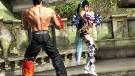Tekken 6 - Mutsumi Inomata