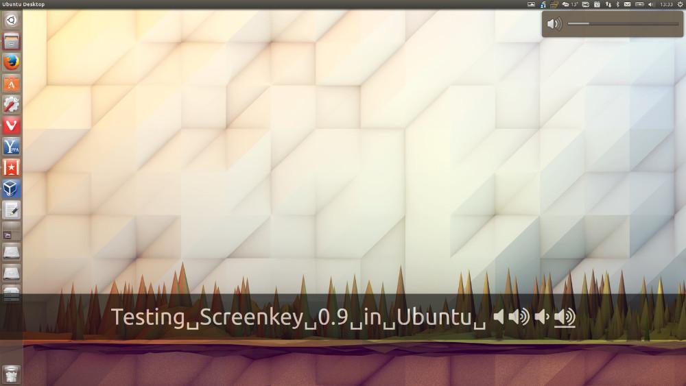 Screenkey