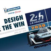 Así serán los autos que compitan en las 24 Horas de LeMans 2030 según los ganadores del Michelin Challenge Design