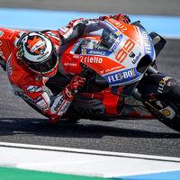 """Jorge Lorenzo: """"La transición a Ducati fue más difícil de lo esperado, fue un gran shock"""""""