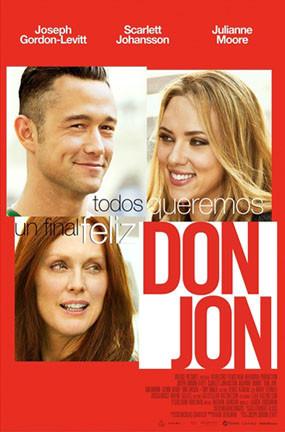 'Don Jon', chonis, amor y porno
