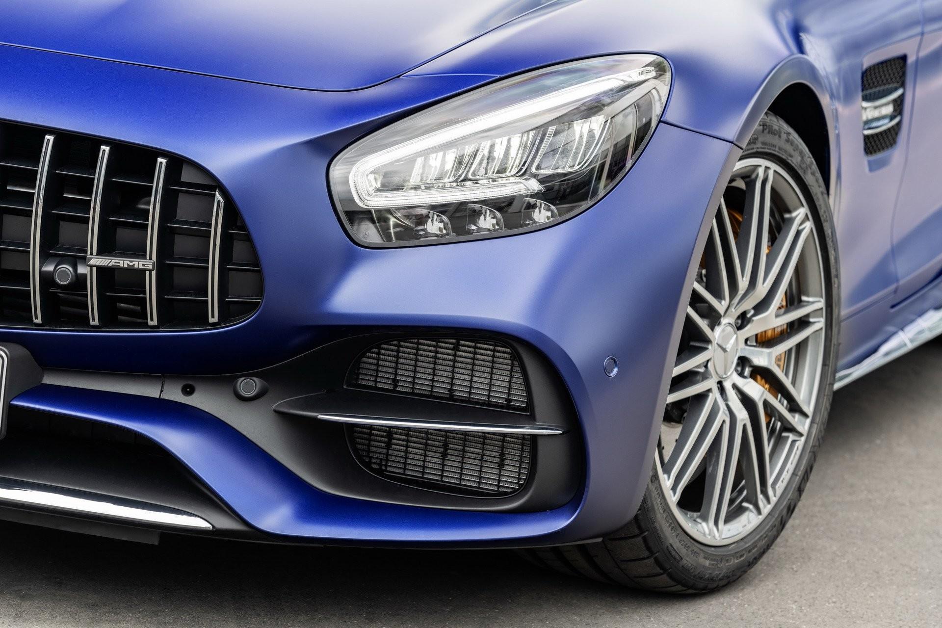 Foto de Mercedes-AMG GT 2020 (25/44)