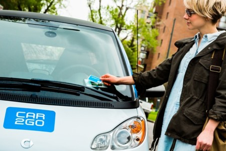 car2go es un éxito en la ciudad china de Chongqing