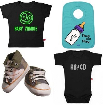 Ni azulito ni rosita, ropa para bebés alternativos