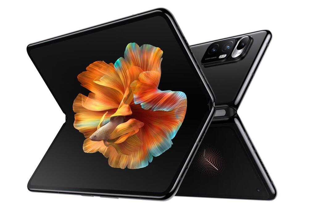 Xiaomi Mi Mix Fold, el primer teléfono plegable de Xiaomi™ además es el mas costoso y exclusivo