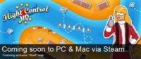 Flight Control prueba suerte en Mac y PC mediante Steam