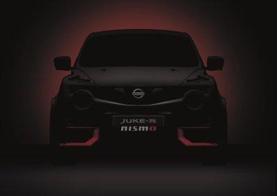 Cuando por fin veamos el Nissan Juke-R NISMO en Goodwood quizá nos reiremos... y haremos bien