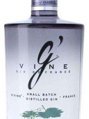 G'Vine Nouaison, ginebra francesa con infusión de flores