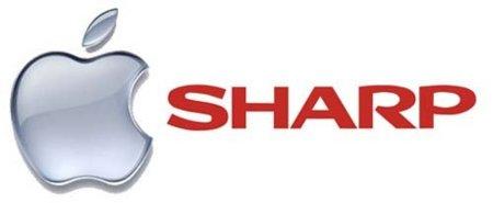 Apple podría haber llegado a un acuerdo con Sharp para proveer pantallas para sus iPhone
