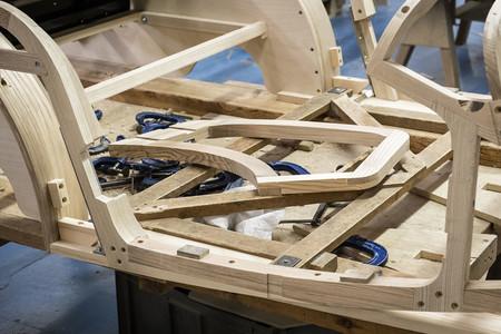 Morgan madera de fresno