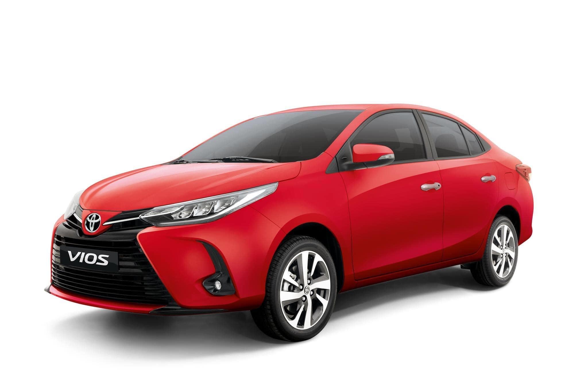 Foto de Toyota Yaris Sedán 2021 (1/12)