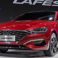Hyundai Lafesta 2019, el nuevo sedán chino de la marca coreana
