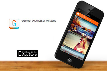 Viste tu smartphone con las aplicaciones más elegantes: Gabi