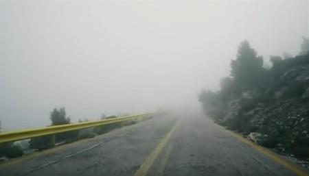 Los coches autónomos ya 'ven' en condiciones de niebla mejor que los humanos
