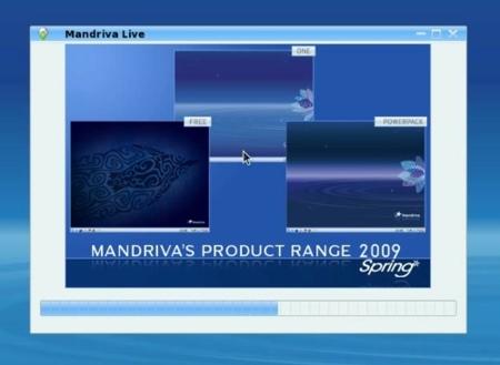 Mandriva Linux 2009 Spring - Instalación del sistema operativo