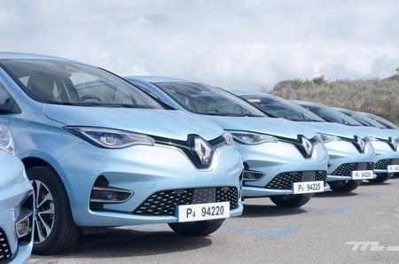 Renault Zoe 2020 Prueba 011
