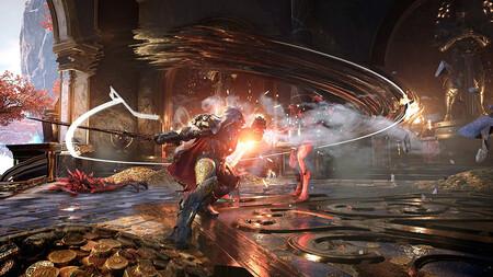 Un nuevo género para una nueva consola: esto es lo que nos ofrece el looter-slasher 'Godfall' en PlayStation 5