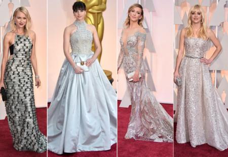 Actrices Oscar 2015 Plata