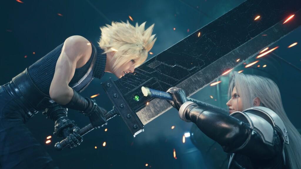 Final Fantasy VII Remake Intergrade nos deja con un asombroso tráiler que no te puedes perder