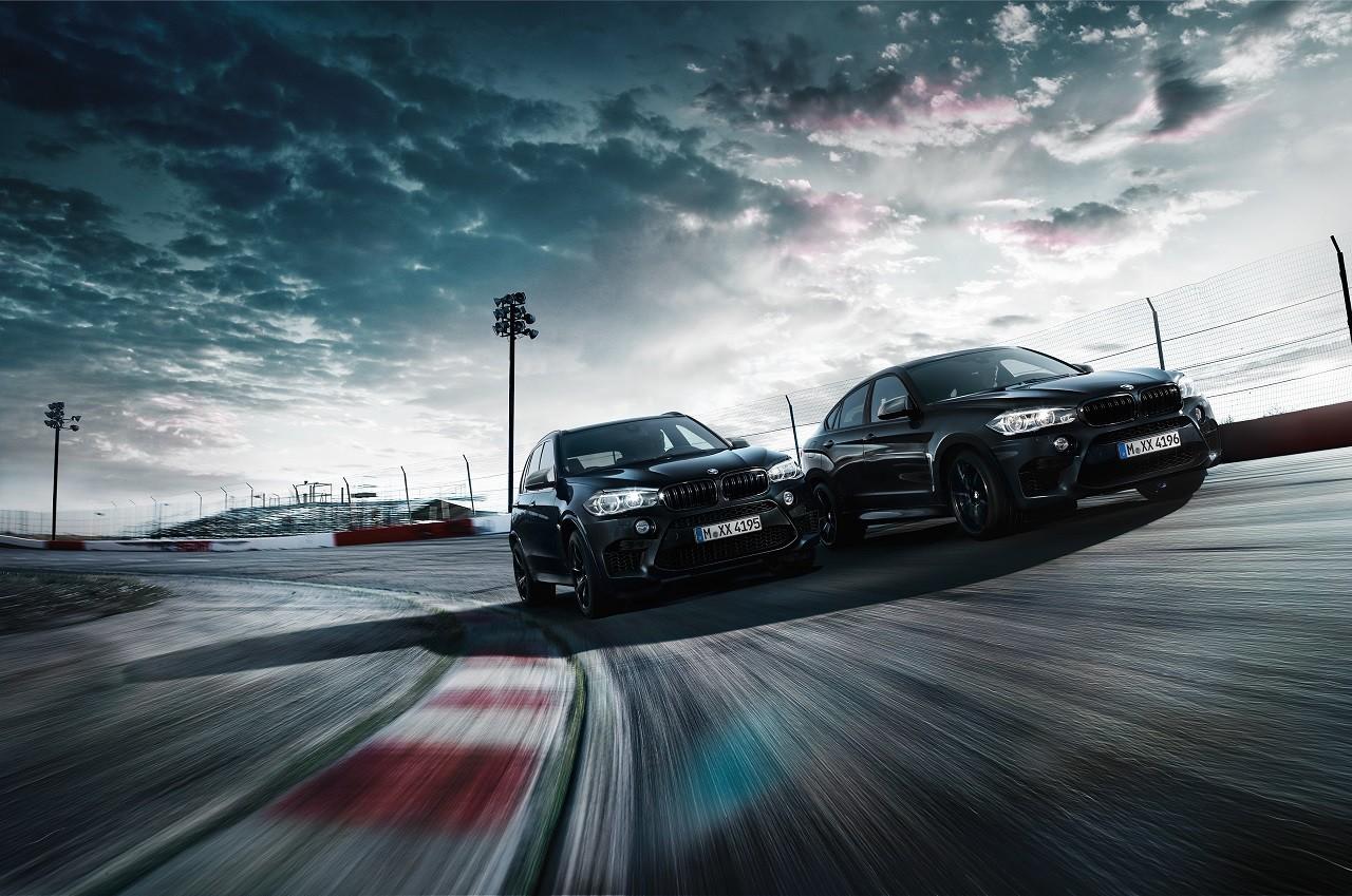 Foto de BMW X5 M y BMW X6 M Edition Black Fire (1/8)