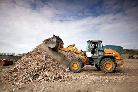 Residuos madereros