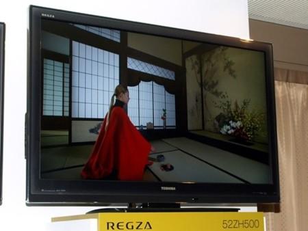 Toshiba REGZA, nuevos modelos