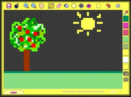 Make Pixel Art