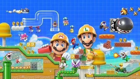 Super Mario Maker 2 fija su fecha de lanzamiento en Nintendo Switch para finales de junio