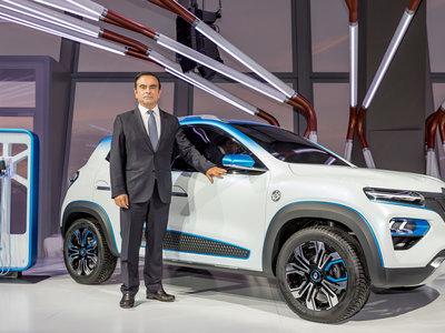Carlos Ghosn finalmente se mantiene como CEO de Renault