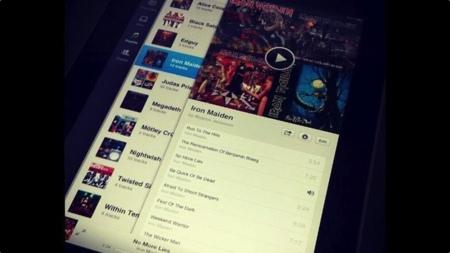 Spotify podría anunciar su aplicación optimizada para el iPad mañana