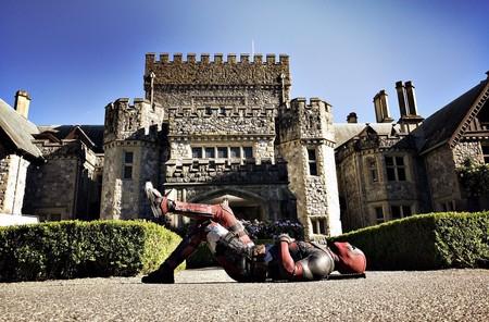 Ryan Reynolds celebra el inicio del rodaje de 'Deadpool 2' con una primera y divertida imagen