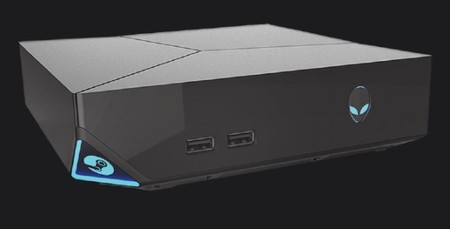 Steam Machines (Alienware)