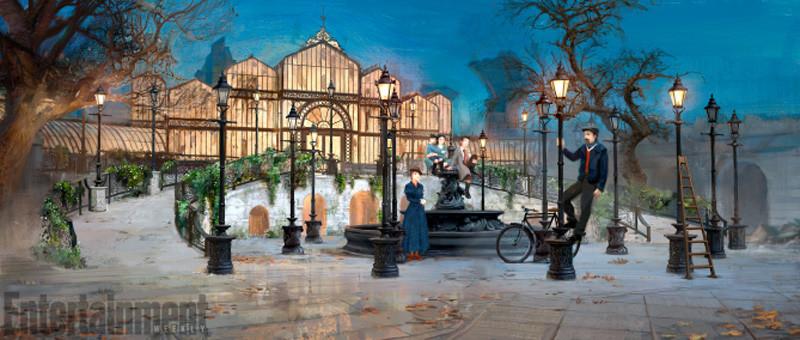 Foto de 'Mary Poppins Returns', nuevas imágenes oficiales (8/9)