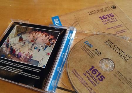Así se ha grabado el primer disco musical compatible con Dolby Atmos