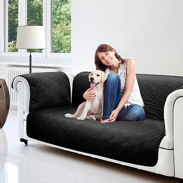 Proteger con estilo tus muebles de las mascotas es posible con estos 11 bonitos accesorios que podrás encontrar en Amazon