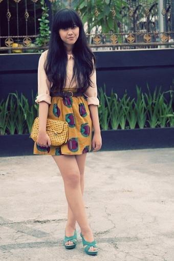 falda estampada2