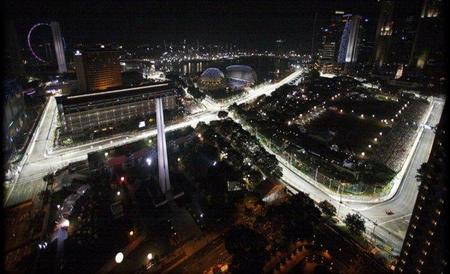Singapur estudiará la continuidad de su gran premio