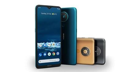 El Nokia 5.4 deja al descubierto algunas características y su posible precio en la última filtración