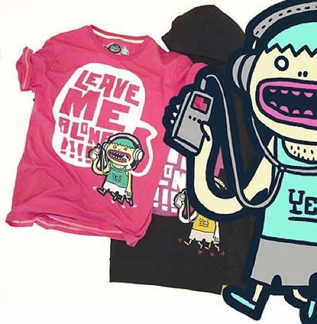Nuevas camisetas de Pull and Bear II