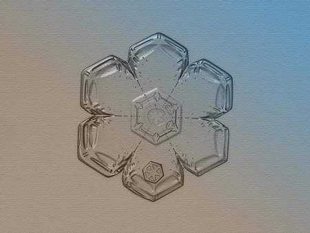Alexey Kljatov Snowflakes 9
