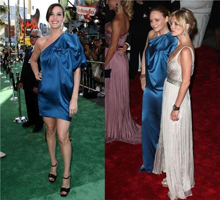 Vestido de Stella McCartney: ¿Liv o Stella?
