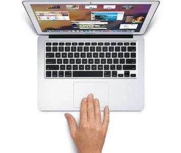 ¿Te molesta el ruido del click de los trackpad? Atento a los próximos Macbook Air