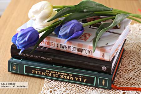 Libros de cocina para regalar el Día de la Madre