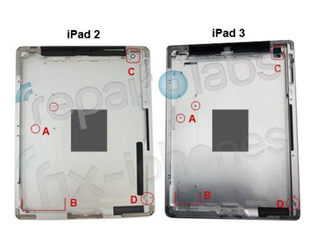 El iPad 3 y un nuevo Kindle se preparan para muy pronto